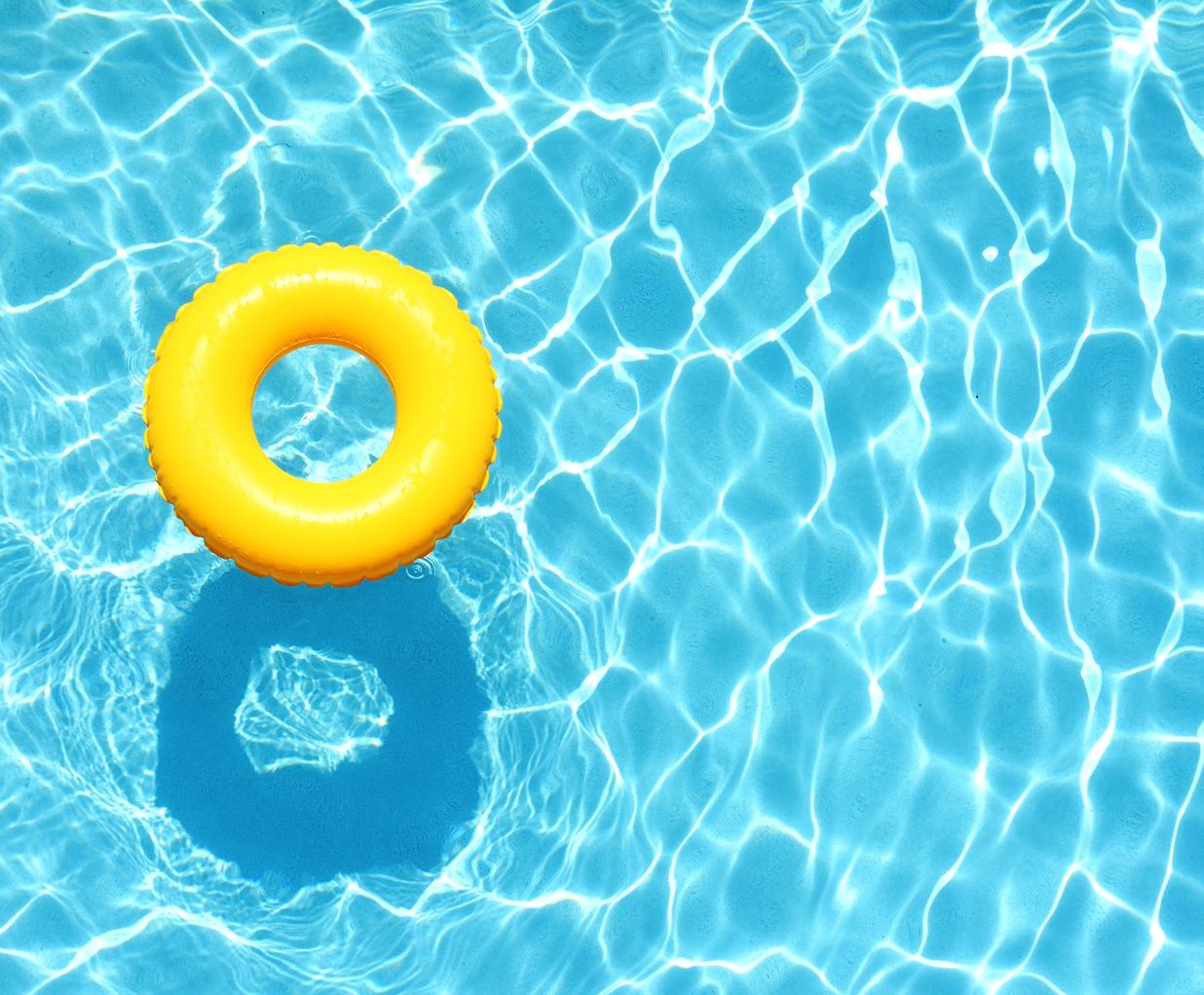 בריכת שחיה